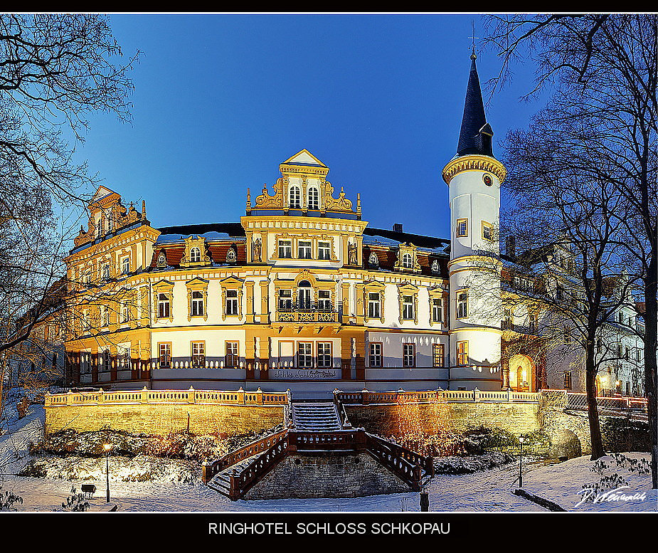 Ringhotel  Schloss Schkopau