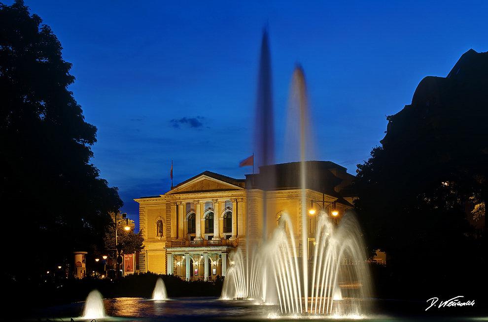 Opernhaus Halle / Saale