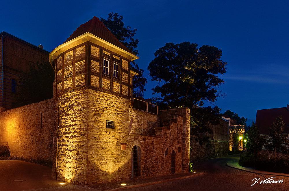 Schwarze Bastion Merseburg