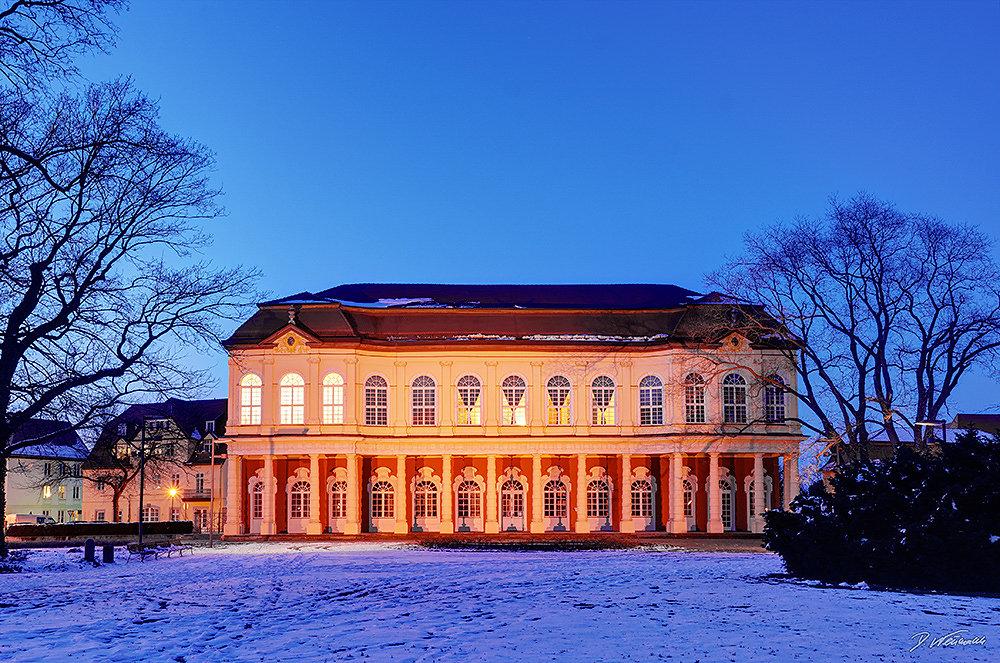 Merseburger Schlossgartensalon